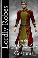 Lordly Robe Textures for M4 Valiant by mylochka