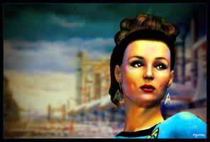 Helen Noel on Delta Vega by mylochka