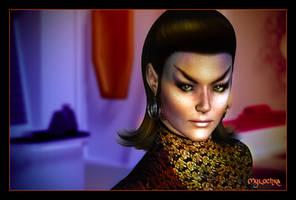 Romulan Commander 03 by mylochka
