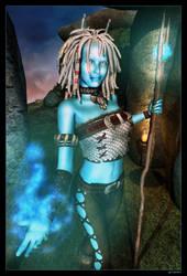 Mystic Blue 02 by mylochka
