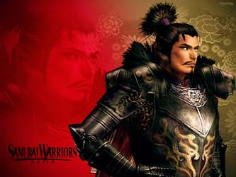 Nobunaga Wallpaper 01 by mylochka