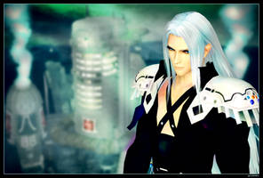 Sephiroth 03 by mylochka