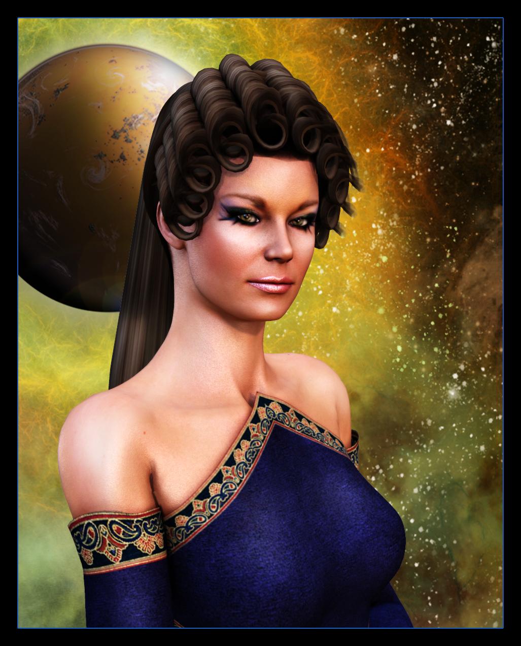 Natira Portrait by mylochka