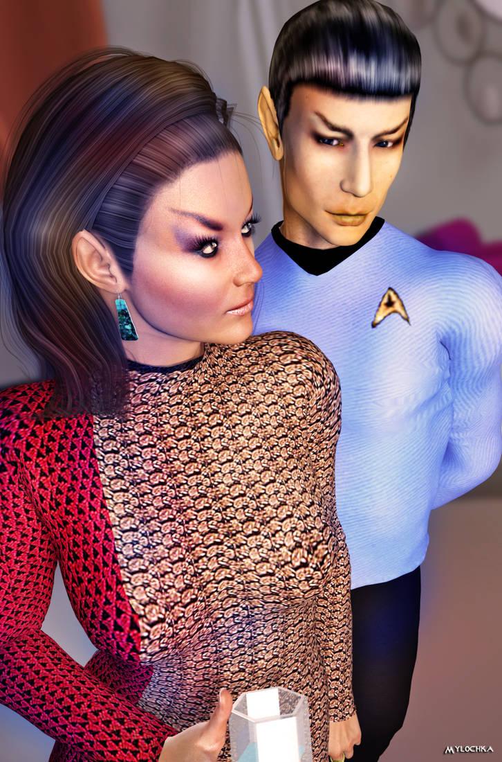 Romulan Commander 04 by mylochka