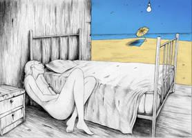 her own little paradise by begemott