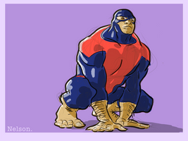X-Man of the day: BEAST by NelsonHernandez
