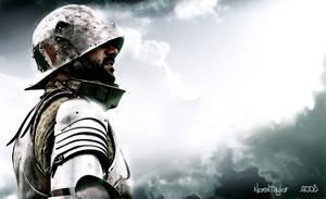 Knight by Samurai-B