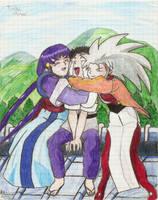 Tenchi Muyo by Lex-Mishima-san27