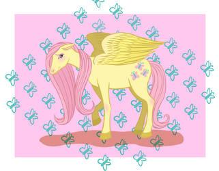 Fluttershy by Gemkio