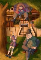 Team 10: Sunset by miyukiri