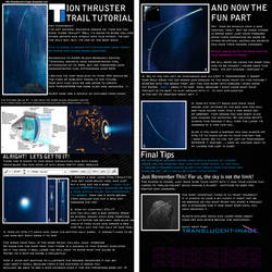 ARTICLE: ION SPACE TRAILS by Translucent-Image