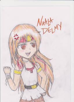 Nuala Delmy by DestinyFlyers-Holly
