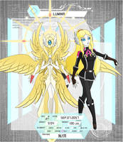 DAMMED - Lumina by TwilightSweetie