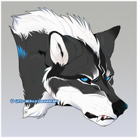 Zilven Bust Commission by Gato-Iberico