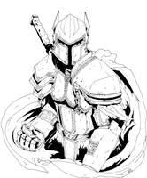 Elish Knight by DantePhoenix21