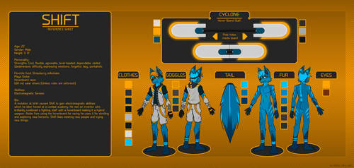Shift Reference Sheet 2017 -Comm- by Alyrine