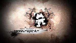 Monstercat Wallpaper - July by SMILYFACEvirus
