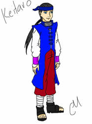 Keitaro Yamazaki (Multi-Colored version) by ardgamer11