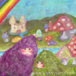 Rainbow valley by ikbenroze