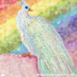Peacock 2 by ikbenroze