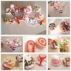 kawaii  cookies and icecream by ikbenroze