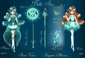 Bella Star by ToriVortexStar