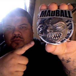 Hoya Roc of Madball loves Fourspeed ! by fourspeedindonesia