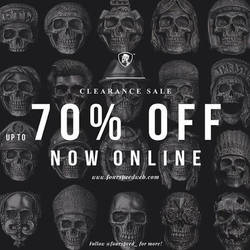 Clearance Sale !!!! by fourspeedindonesia