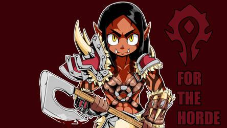 Mag'har Orc WP by Miyasaki003c