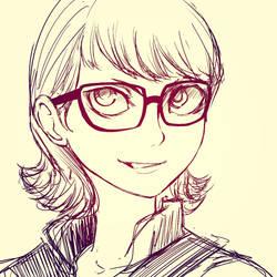 Sketch by Miyasaki003c
