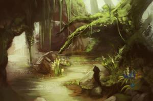 junglething by OnkelJoe