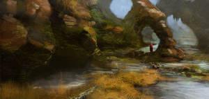 Swamp by OnkelJoe