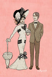 hannibal / my fair lady crack by verilyvexed