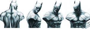 Batman Figure design by brunoredondo