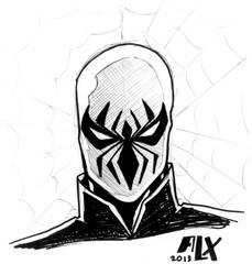 Spidey quick sketch by alxelder