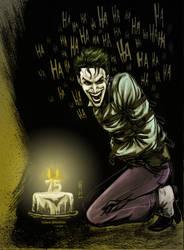 Joker Color By Thegerjoos by alxelder