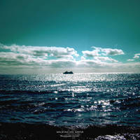 WALKING ON WATER by Photowoman