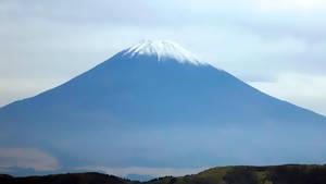 Mt. Fuji '09 by larksgar