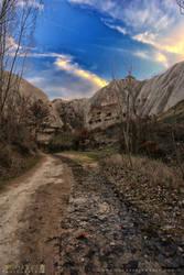 Cappadocia - Kapadokya by anilync