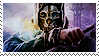 Dishonored stamp by AcraViolet