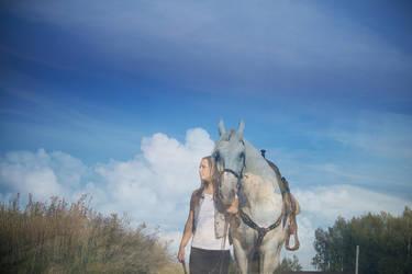 Cloudhorse by TundraLaTundra
