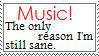 Music Stamp by kilala30144
