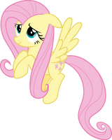 Fluttershy - Just Being Cute by Vulthuryol00