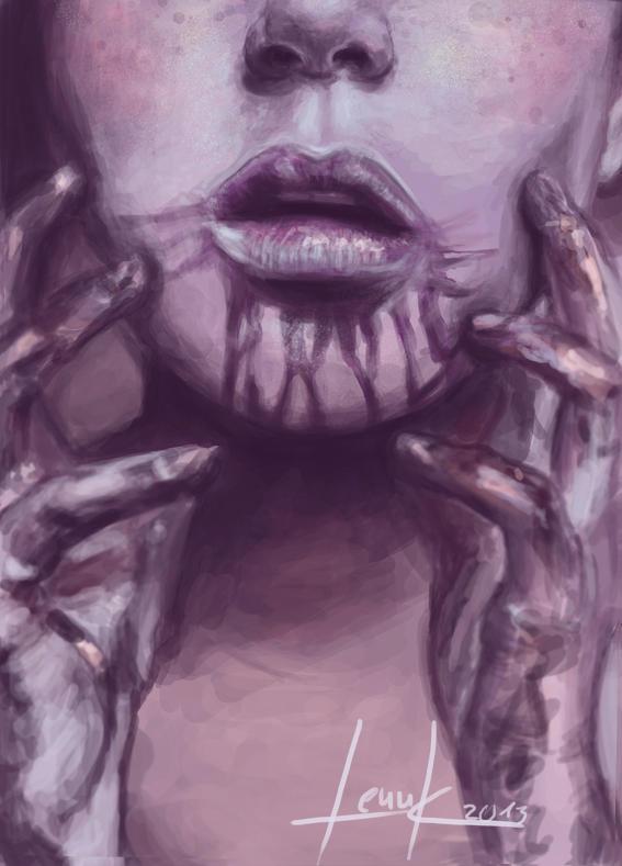 Purple by Lenuk