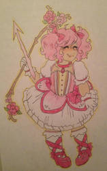in which i draw madoka for the 4538th time by nerdwise