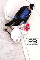 Persona 3: Attatchment by giLEONARDO