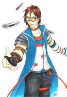 Kevin Futarine by HanaKo-Hyuuga