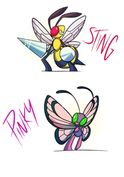 The buggos by SysterSyn