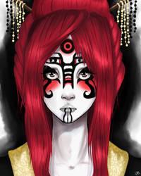 Kabuki by Stoffkamel