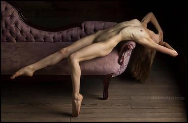 Ballerina 1 by darkmatterzone